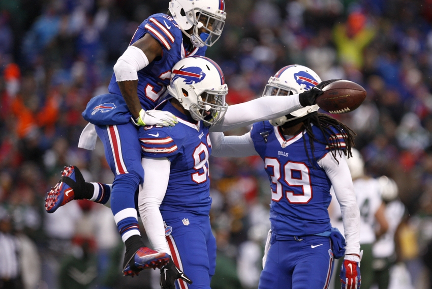 Roster: Bills Official Man the Buffalo Who 53 Made Cut?