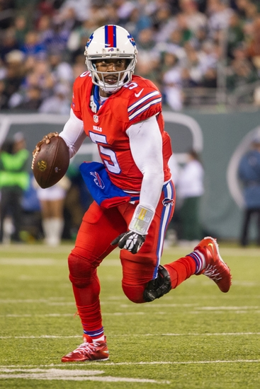buy popular a9cf2 9c85e Why Should Buffalo Wait To Sign Tyrod Taylor?