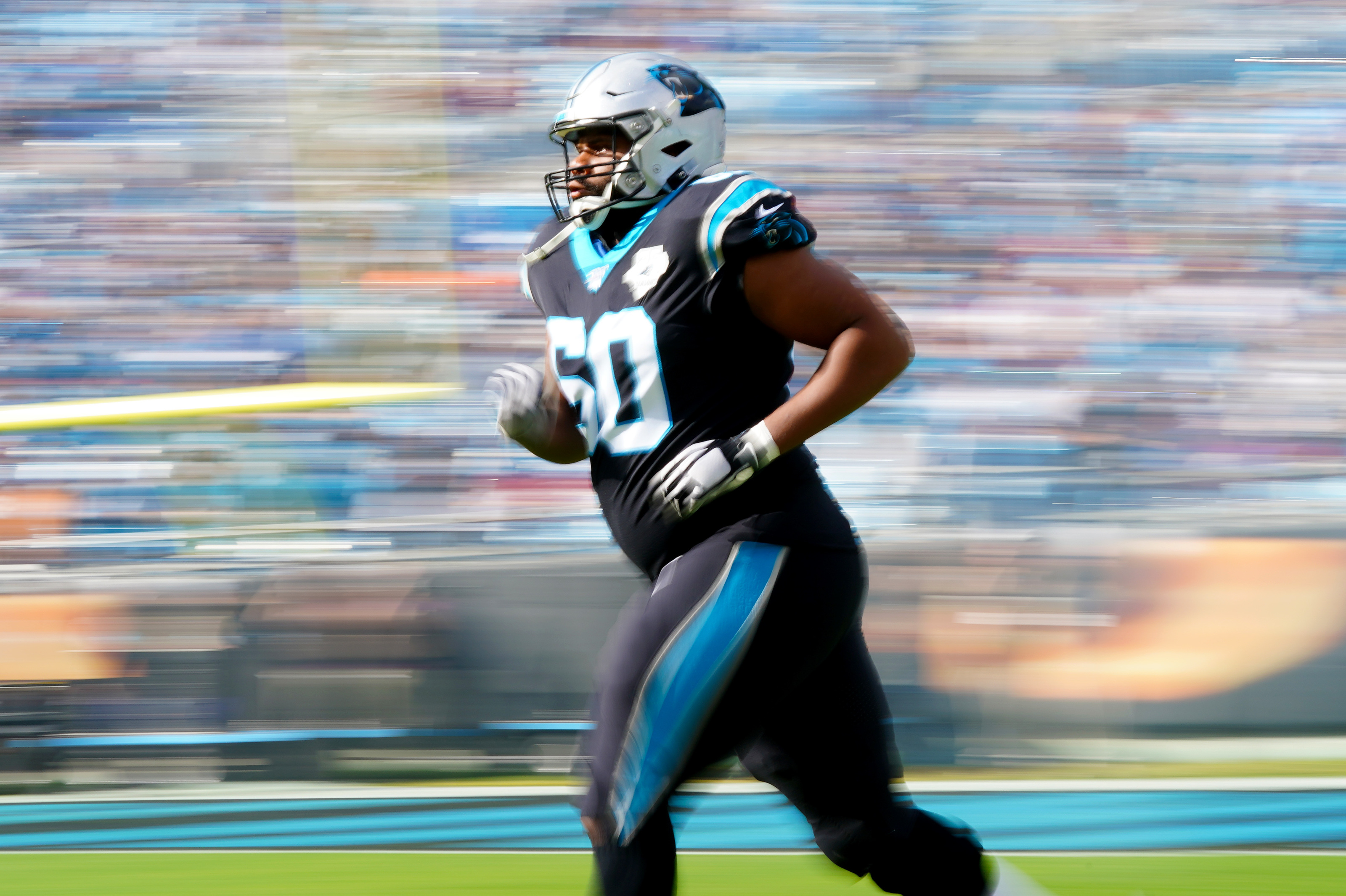 Buffalo Bills: Grading the signing of offensive tackle Daryl Williams