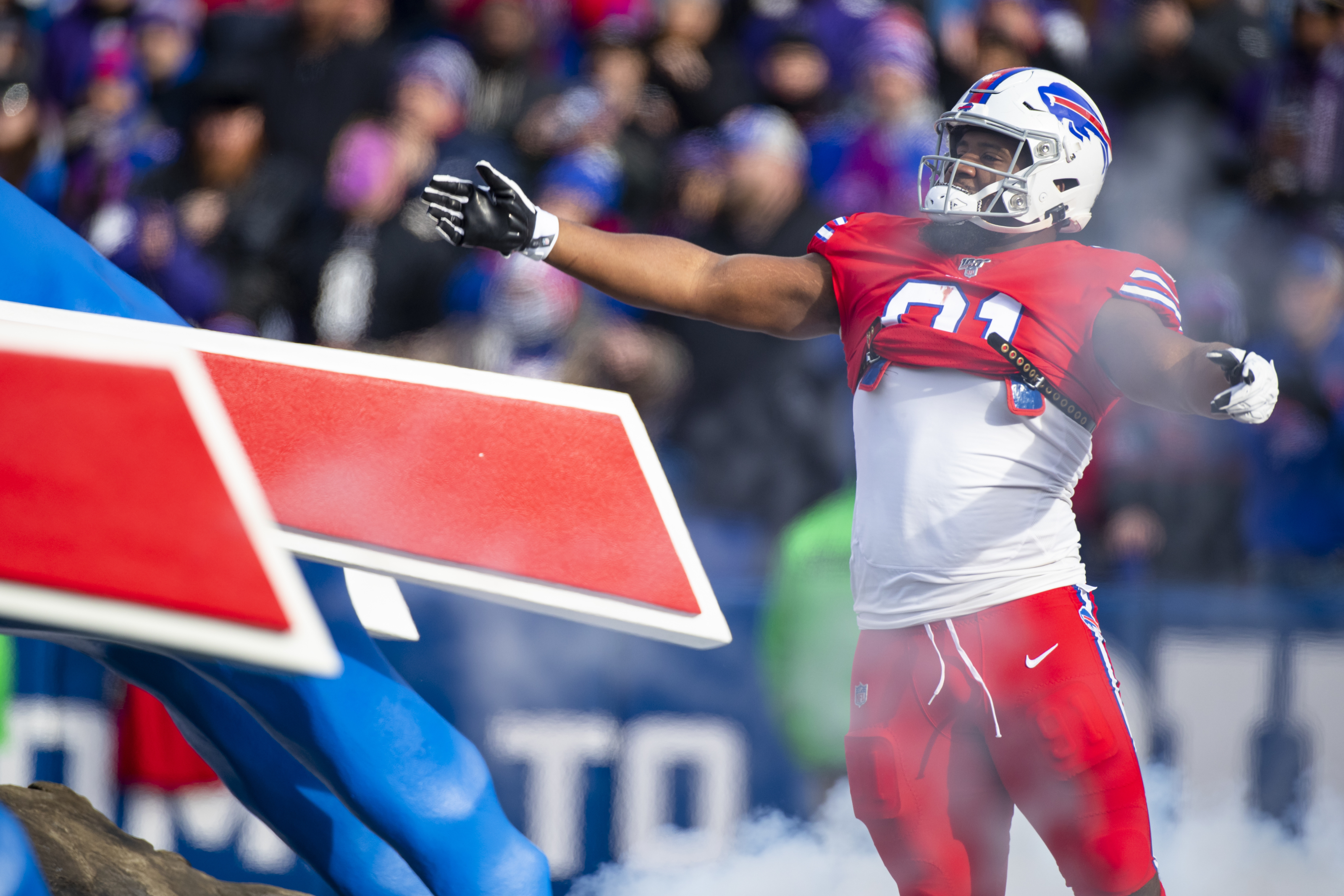 Buffalo Bills: 3 reasons why Ed Oliver will make his first Pro ...