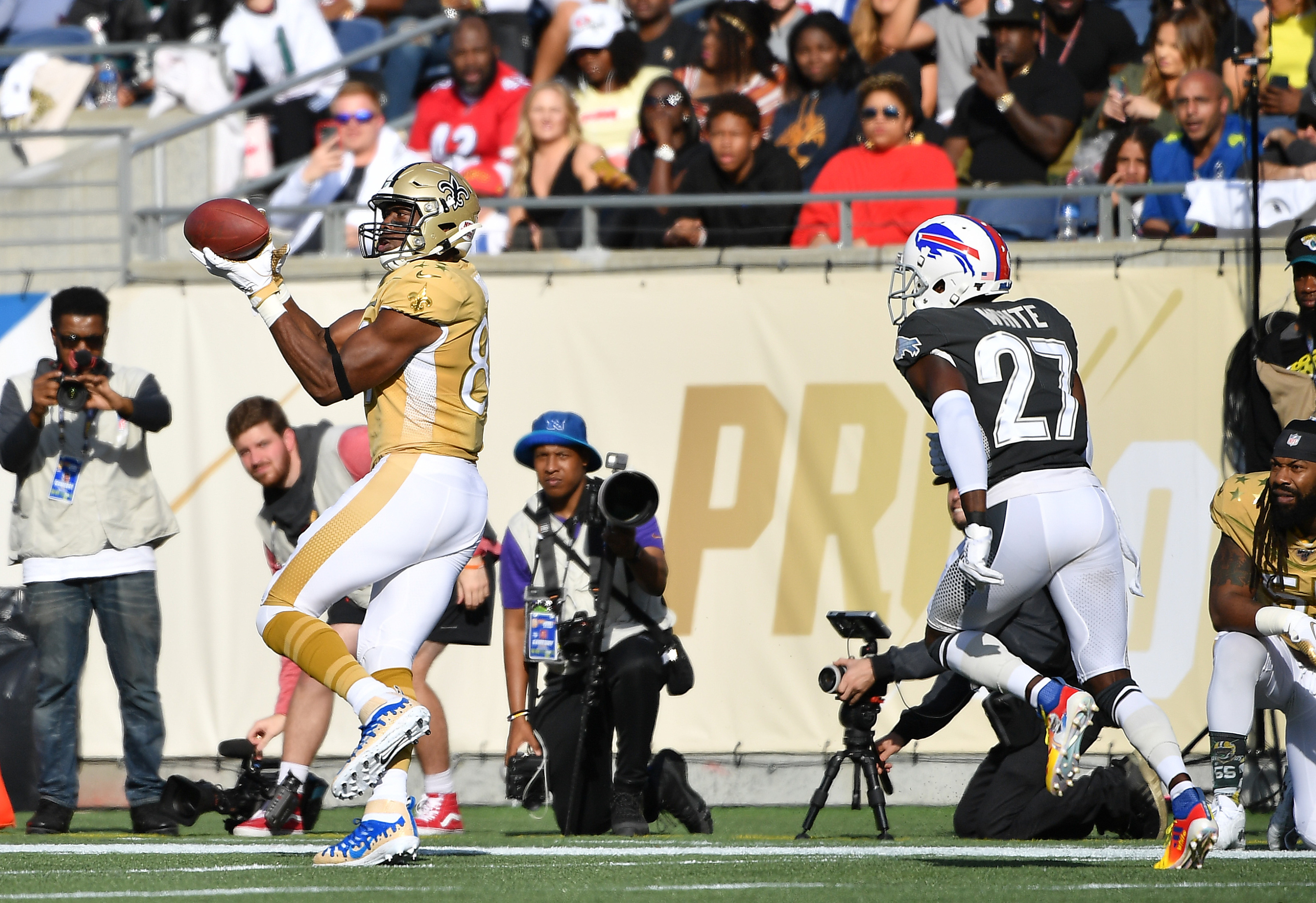 Recapping the Buffalo Bills performance in Pro Bowl 2020