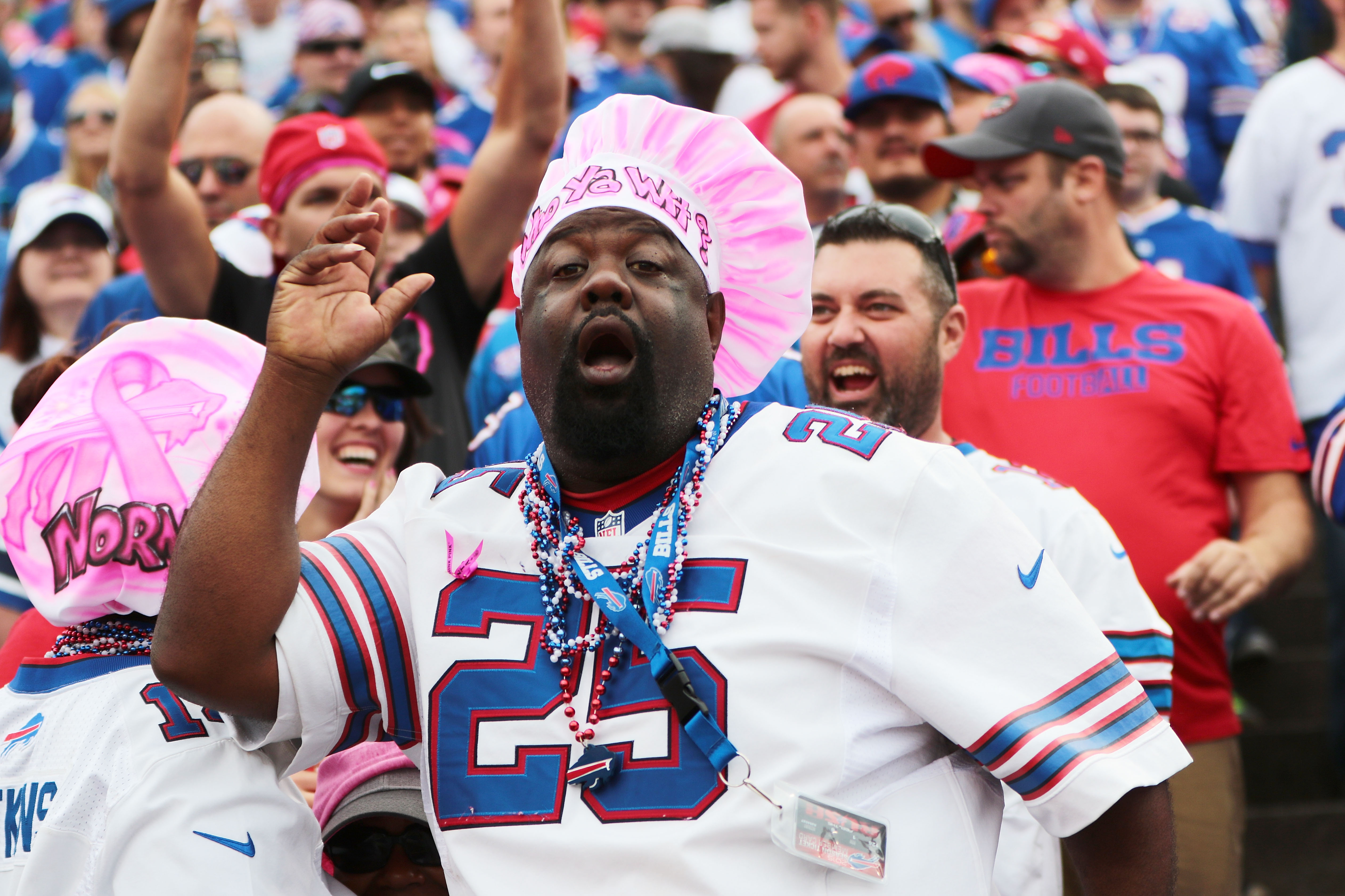 Only one Buffalo Bills' player in top 50 of jersey sales