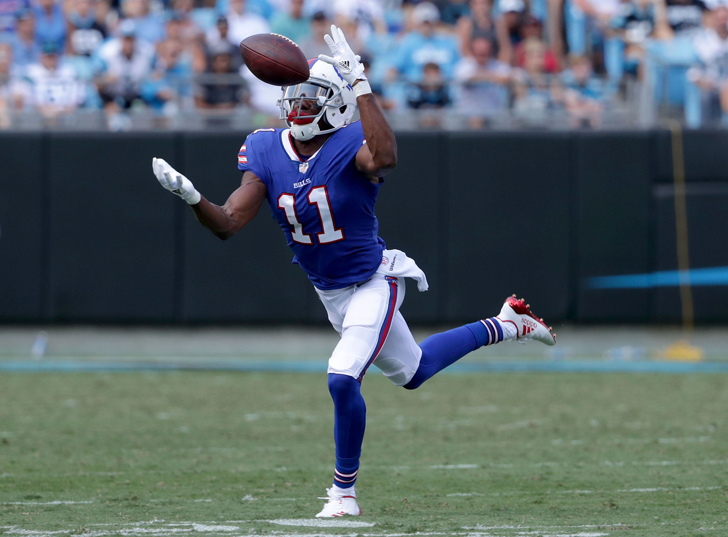 Tyrod Taylor talks Von Miller's unsportsmanlike penalty: 'We were laughing'