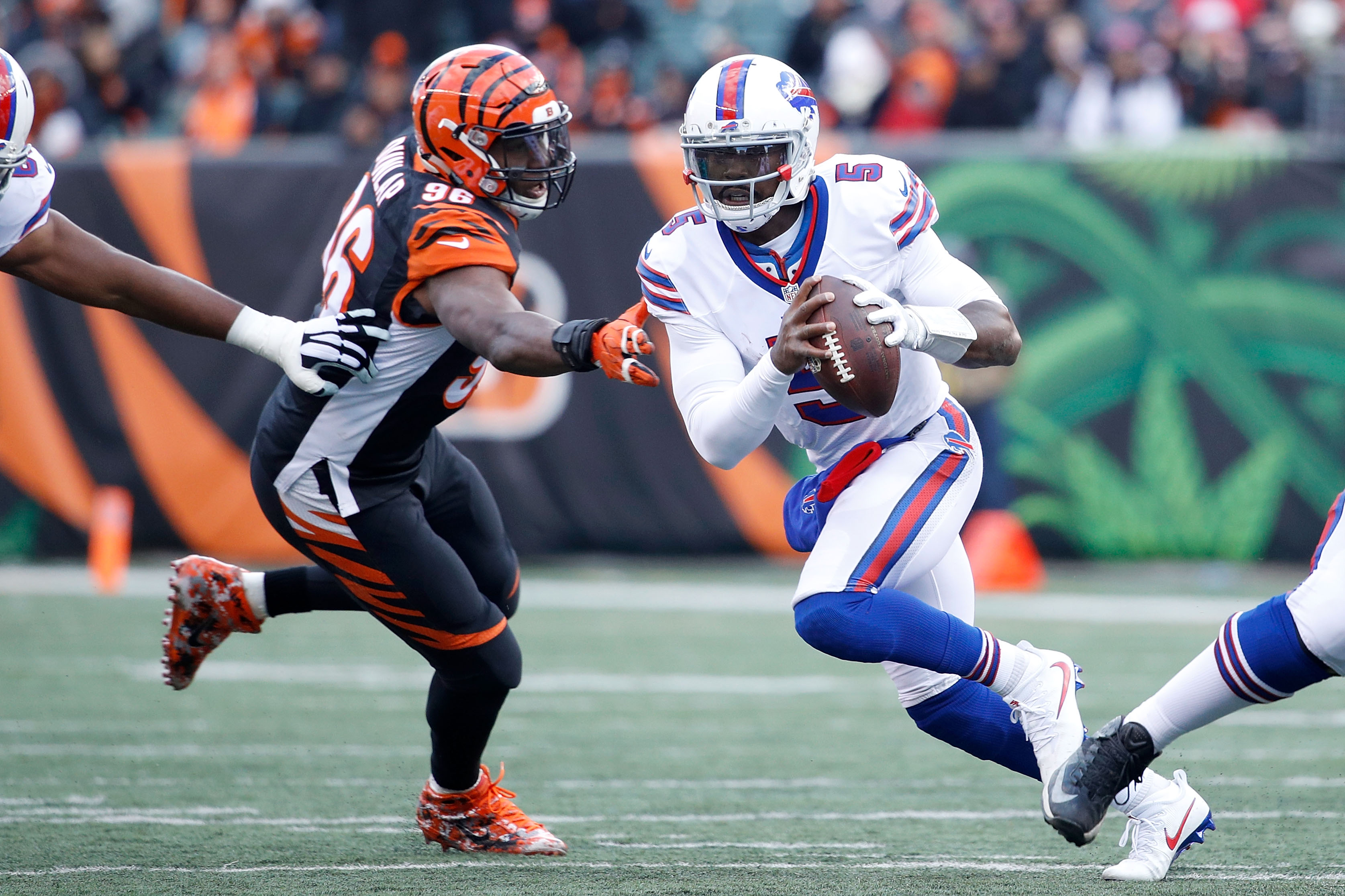 Bills-Bengals turnover dichotomy