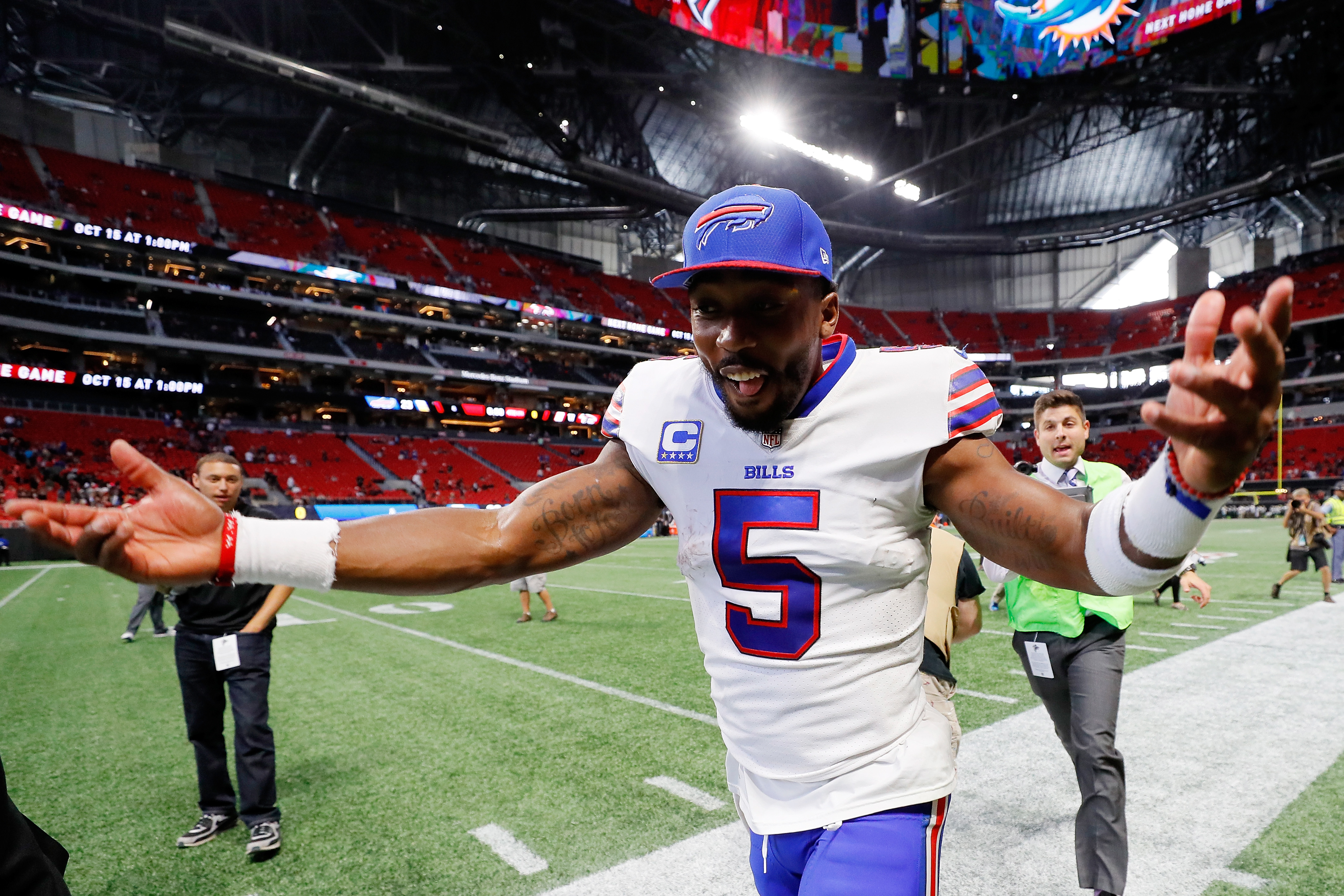 Bills WR Matthews, LB Humber out indefinitely